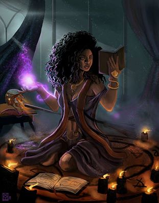 hoodoo witch