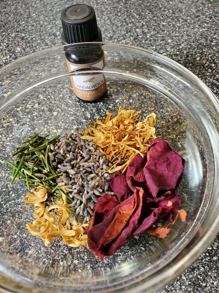 Lughnasadh incense recipe
