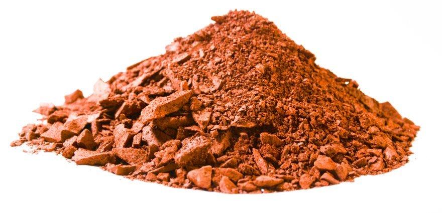 red brick dust